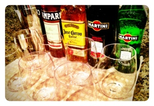 Your Campari Cocktail Supplies